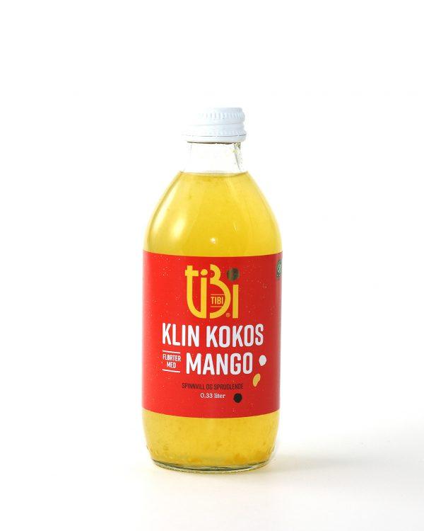 TIBI drikk klin kokos med mango
